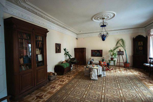 Детская комната в музее Цветаевой