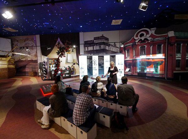 Экскурсия в музее шоколада и какао