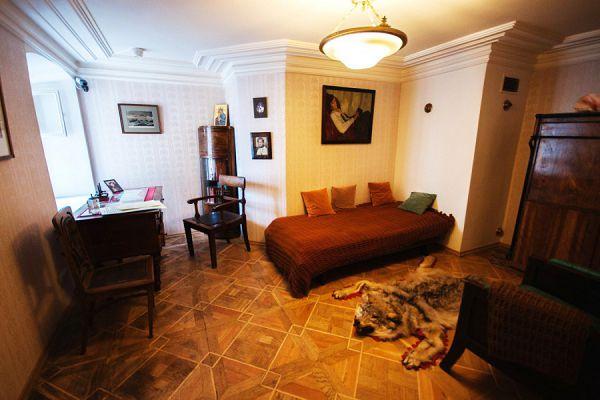 Комната Марины Цветаевой в музее Цветаевой