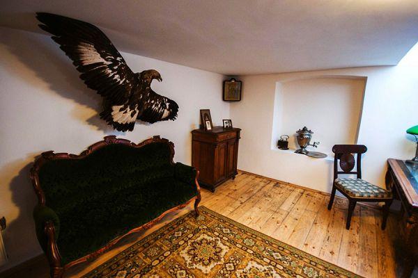 Комната мужа в музее Цветаевой