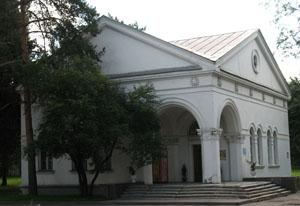Здание московского музея анимации