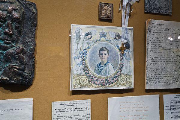 Письма Есенина в музее Есенина