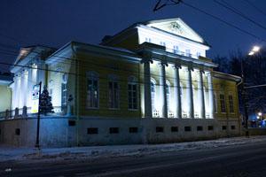 Государственный музей Пушкина