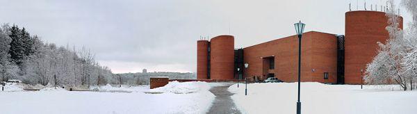 Здание палеонтологического музея