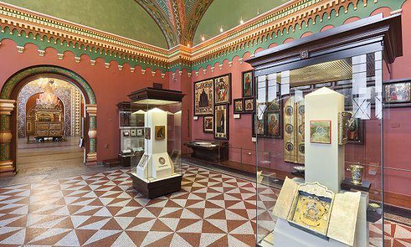 Экспозиция в историческом музее