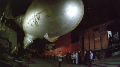 Зал2 - защита Москвы от вражеской авиации
