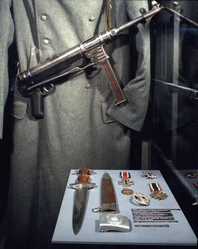 Зал 3 - Героическая оборона Москвы