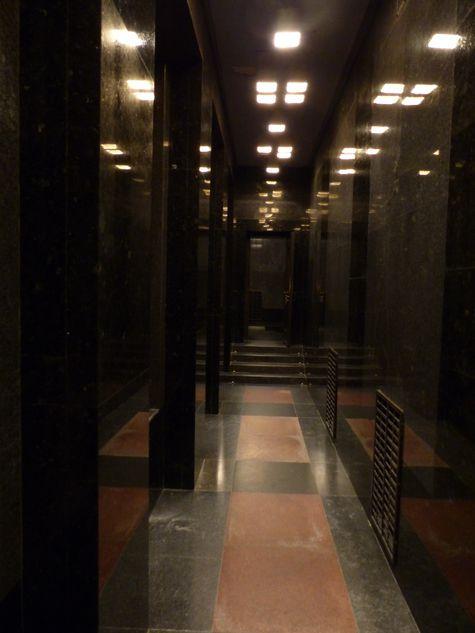 Колумбарий в мавзолее Ленина