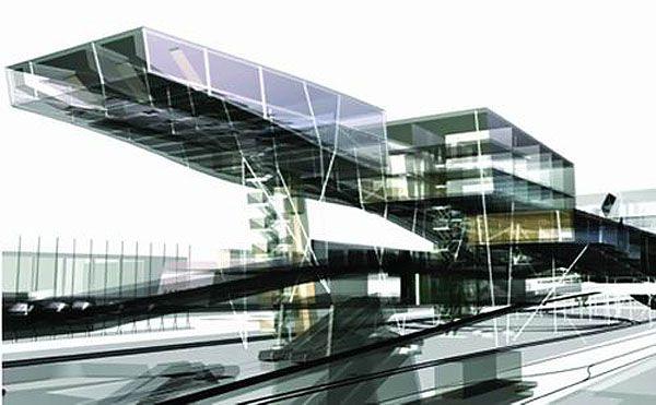 Выставка арх Москва в ЦДХ
