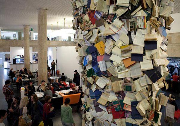Книжная выставка в ЦДХ