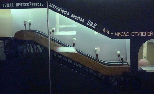 эксколатор в музее метрополитена