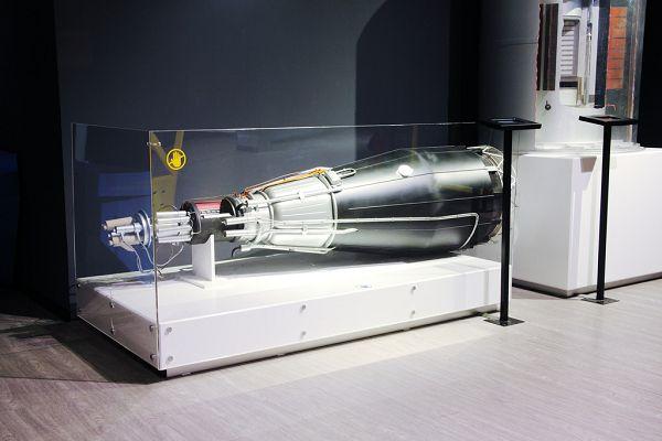 """Экспозиция """"Энергия ядра"""" в политехническом музее"""