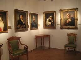Картины в музее Тропинина