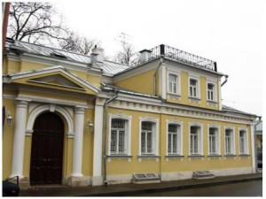 Здание музея Тропинина