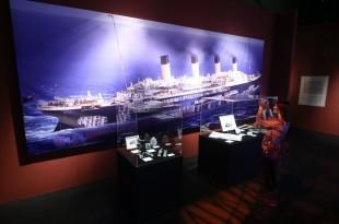 """Выставка """"Титаник"""" в Москве"""
