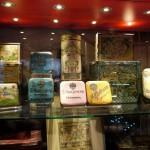 экспозиция в музее шоколада