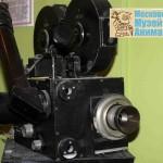 камера в музее анимации