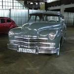 Chrysler в музее ретро-автомобилей