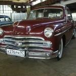 Dodge в музее ретро-автомобилей