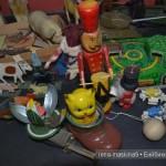 Пласитковые СССР игрушки в музее кукол
