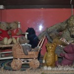 Кукла Медведь в музее кукол