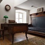 Стол в музее Цветаевой