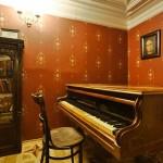 Пианино в музее Цветаевой
