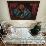 Куклы в музее Цветаевой
