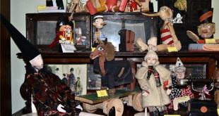 Картинка из музея кукол