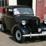 Опель в музее ретро-автомобилей