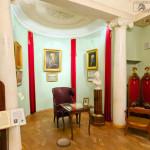 Боскетная в музее Пушкина