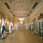 Бальный зал в музее Пушкина