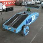 Солнцемобиль в музее ретро-автомобилей
