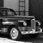 ЗИС-110 в музее ретро-автомобилей