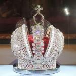 Большая императорская корона в алмазном фонде