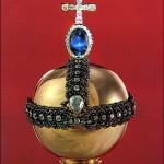 Держава императора в алмазном фонде