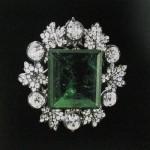 Изумруд в алмазном фонде