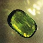 Хризолит в алмазном фонде