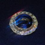 Сапфир в алмазном фонде
