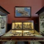Различные предметы в историческом музее