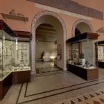 Арка в историческом музее