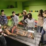 Экскурсия в музее смерти