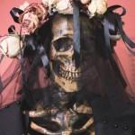 Итальянский скелет в музее смерти