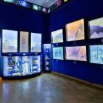 Мистическая обстановка в музее Рериха