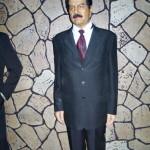 Фигура в музее восковых фигур в Москве