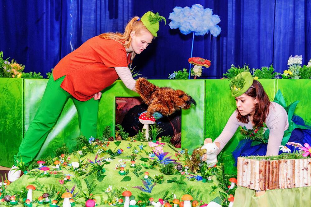 Интерактивный Бэби театр в Марьиной роще